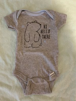 Baby onesie for Sale in Roy, WA