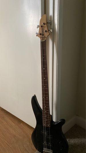 Yamaha Bass guitar for Sale in Stockton, CA