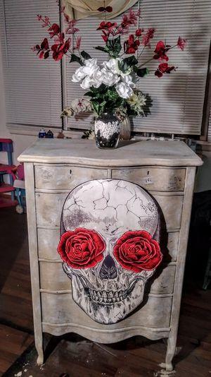 Skull dresser for Sale in N MARTINSVLLE, WV