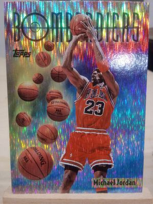 Michael Jordan Bombardiers Rare card for Sale in Lincolnwood, IL
