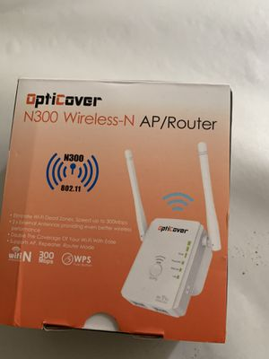 WiFi Repeater / Extender / Router for Sale in San Antonio, TX
