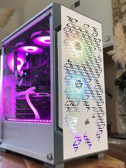 BEAUTIFUL CORSAIR CUSTOM GAMING PC 👌🏼👌🏼👌🏼👌🏼 for Sale in Long Beach,  CA
