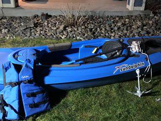 Sun dolphin SS 12 Aruba Kayak for Sale in Battle Ground,  WA