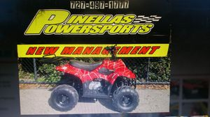 Boulder 110 cc ATV brand new for Sale in Sarasota, FL