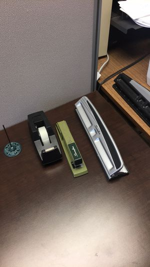 Staplers - 3 Hole Punches - Tape Dispensers for Sale in Lincoln, NE