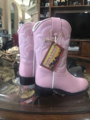 Pink Durango Cowgirl Boots for Sale in Lakeland, FL