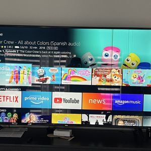 "TCL 65"" Class 4K UHD LED Roku Smart TV HDR 4 Series 65S421 - Read Description / See Photos for Sale in Hollywood, FL"