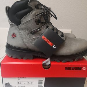 Brand new Wolverine Soft Toe Work boots Size 12 for Sale in Jurupa Valley, CA
