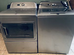 Set washer and dryer Maytag bravo for Sale in Nashville, TN