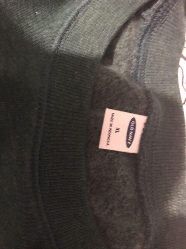 Women's OLD NAVY Long sleeve 'tunic length' shirt XL