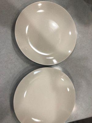 Ceramic plates x2 for Sale in Corona, CA