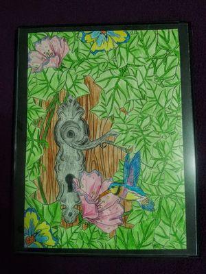 Hummingbird art for Sale in Easley, SC