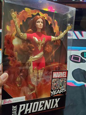 Marvel Dark Phoenix Barbie Collectors for Sale in Plano, TX