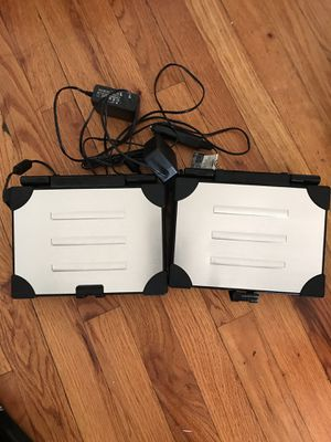 PORTABLE DVD & CD PLAYER FOR VEHICLE OR HOME for Sale in Matteson, IL