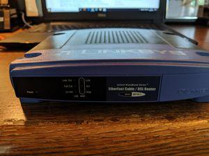 Linksys Model BEFSR 11 Etherfast Cable/DSL Modem for Sale in Mt. Juliet, TN
