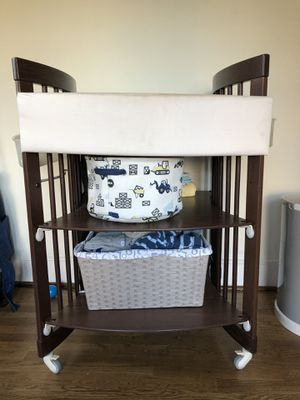 Stokke changing table for Sale in Arlington, VA