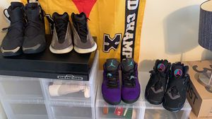All size 13 message for prices Nike and adidas for Sale in Sunbury, PA