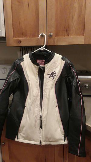 Like new,Harley Davidson Ladies ridding Jacket size xlarge for Sale in Anaconda, MT