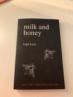 Milk and Honey Book for Sale in Riverside, CA
