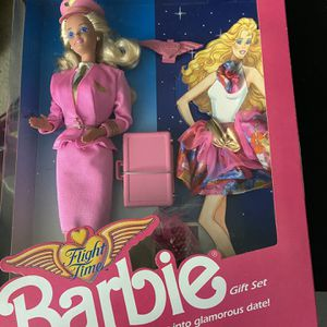 1989 Flight Time Barbie Gift Set for Sale in Inver Grove Heights, MN