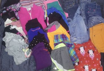 Little Girl's Clothing Size 6X for Sale in Bend,  OR