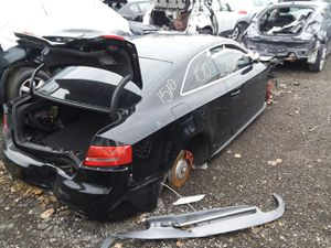 Selling Parts for a Black 2010 Audi S5 STK#1510 for Sale in Warren, MI