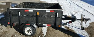 5x7 utility TRAILER for Sale in Butte, MT