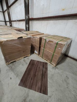 Luxury vinyl flooring!!! Only .65 cents a sq ft!! Liquidation close out! SJ for Sale in Chino, CA