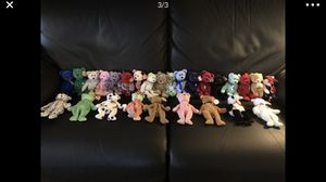 Ty beanie babies for Sale in Clackamas, OR