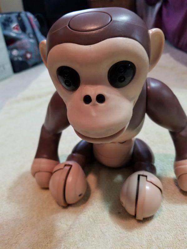 Zoomer chimp - robot animal