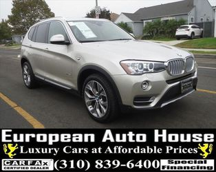 2017 BMW X3 for Sale in Los Angeles,  CA