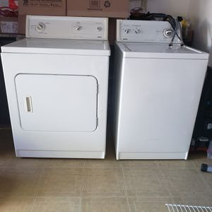washer and dryer for Sale in Union Park, FL