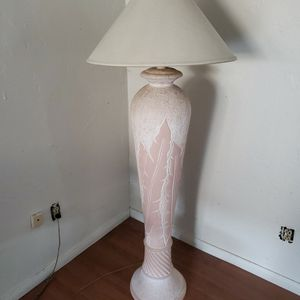 Pink Vintage Floor Lamp for Sale in Los Angeles, CA