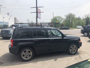 2008 Jeep Patriot for Sale in Detroit, MI