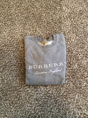 Burberry crewneck for Sale in Parker, CO