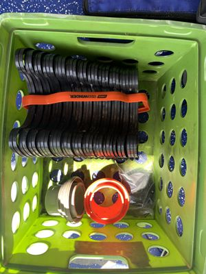Rack for a Sewer hose for a RV or camper for Sale in St. Augustine, FL