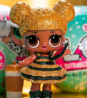 New ultra rare queen Bee lol doll for Sale in Fort Pierce, FL