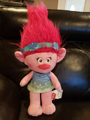 DreamWorks Poppy TROLL for Sale in Metairie, LA