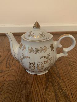 Music box tea pot for Sale in Rockville,  MD