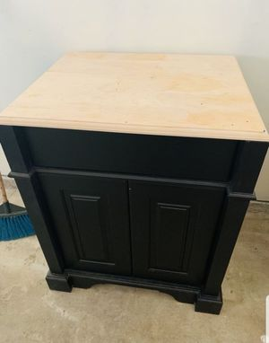 Nice cabinet or kitchen island for Sale in Houston, TX