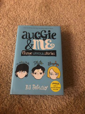 augie and me book for Sale in Irvine, CA