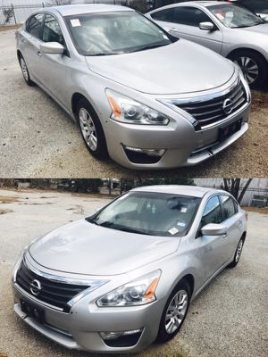 2013 Nissan Altima LOW DOWN for Sale in Bellaire, TX