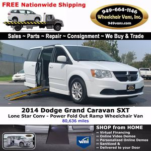 2014 Dodge Grand Caravan for Sale in Laguna Hills, CA