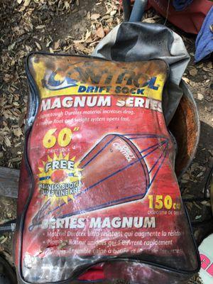 Magnum drift sock for boat for Sale in Topanga, CA