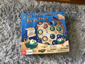 Fishing game for Sale in Dearborn, MI
