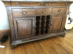 wine cabinet for Sale in Hartford, CT