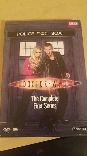 Doctor Who: The Comple First Series (dvd) for Sale in Columbia, MO