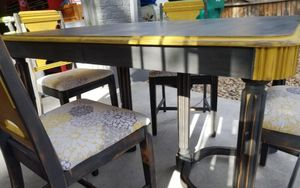 Kitchen table and four chairs for Sale in Westminster, CO