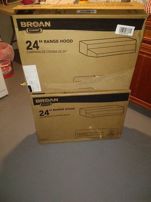 """Broan 24"""" Range Hoods for Sale in Indianapolis, IN"""
