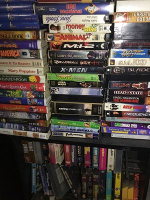 Classic VHS movies for Sale in Conyers, GA